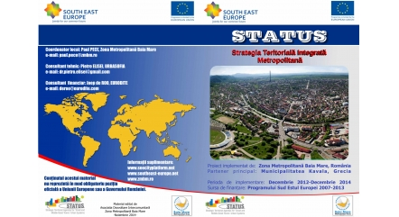 Closing conference of the [STATUS] project